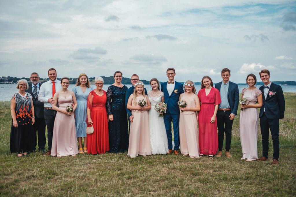 Emil og ingrids bryllup sommeren 2020